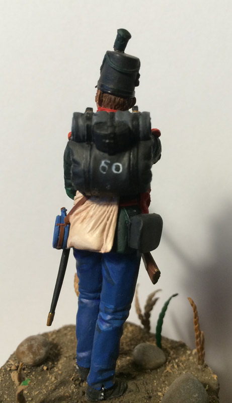 Training Grounds: British sergeant, 60th rifles regt., 1813-14, photo #3