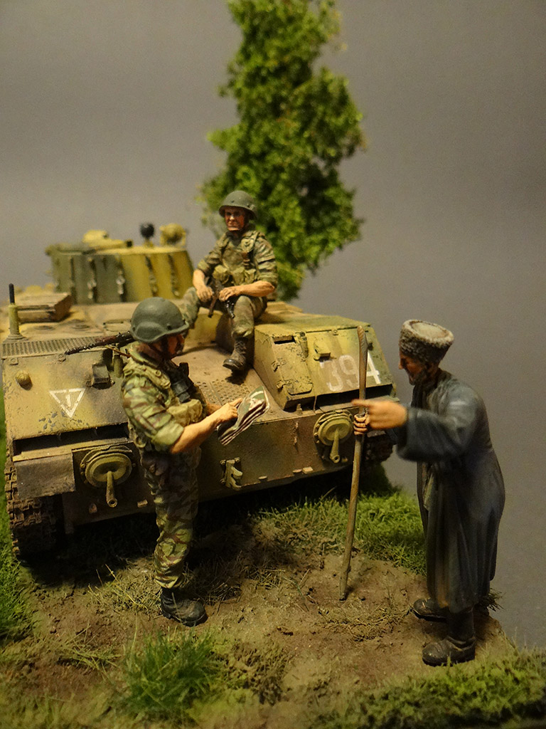 Dioramas and Vignettes: Ossetia, 2008, photo #5