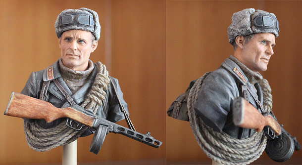 Training Grounds: Soviet mountain troops officer