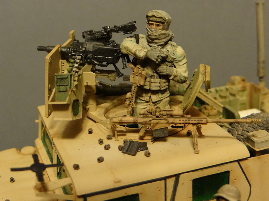 Dioramas and Vignettes: Behind the enemy's lines, photo #10