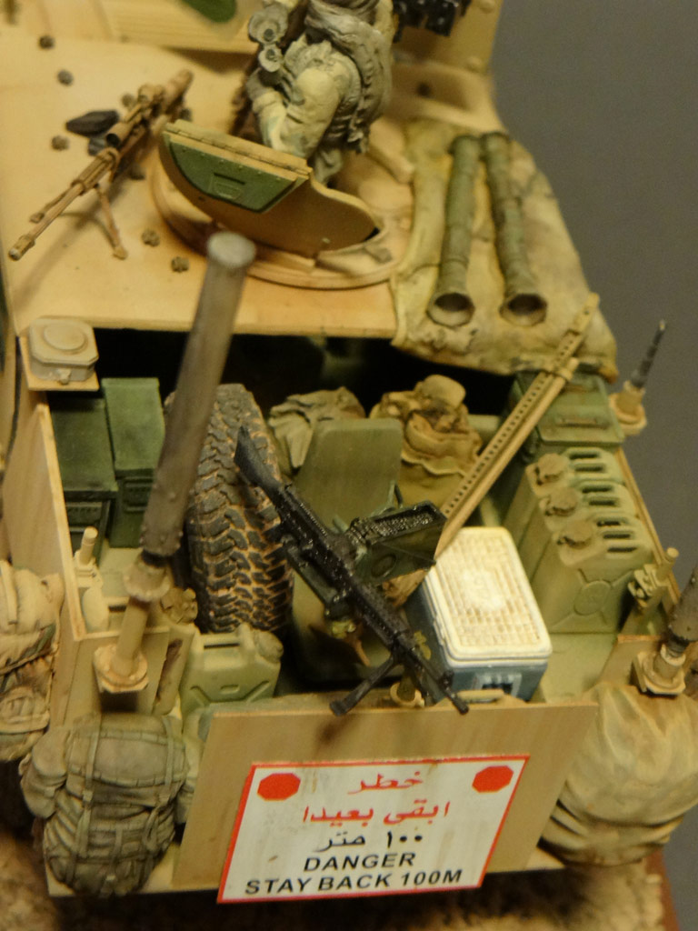 Dioramas and Vignettes: Behind the enemy's lines, photo #11