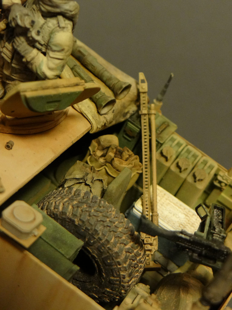 Dioramas and Vignettes: Behind the enemy's lines, photo #12