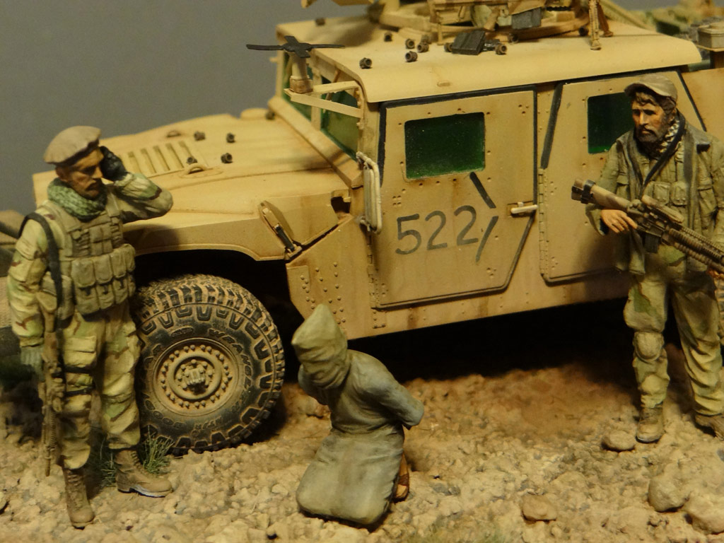 Dioramas and Vignettes: Behind the enemy's lines, photo #7