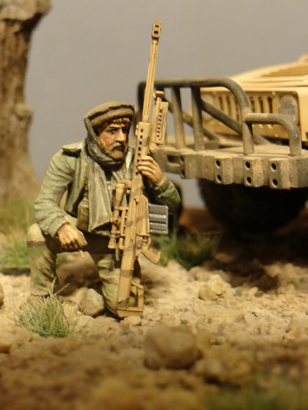 Dioramas and Vignettes: Behind the enemy's lines, photo #9