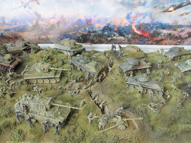 Training Grounds: Kursk battle