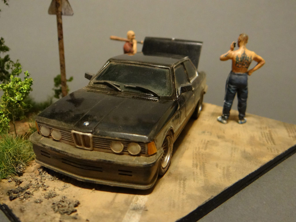 Dioramas and Vignettes: Beware the beasts!, photo #2