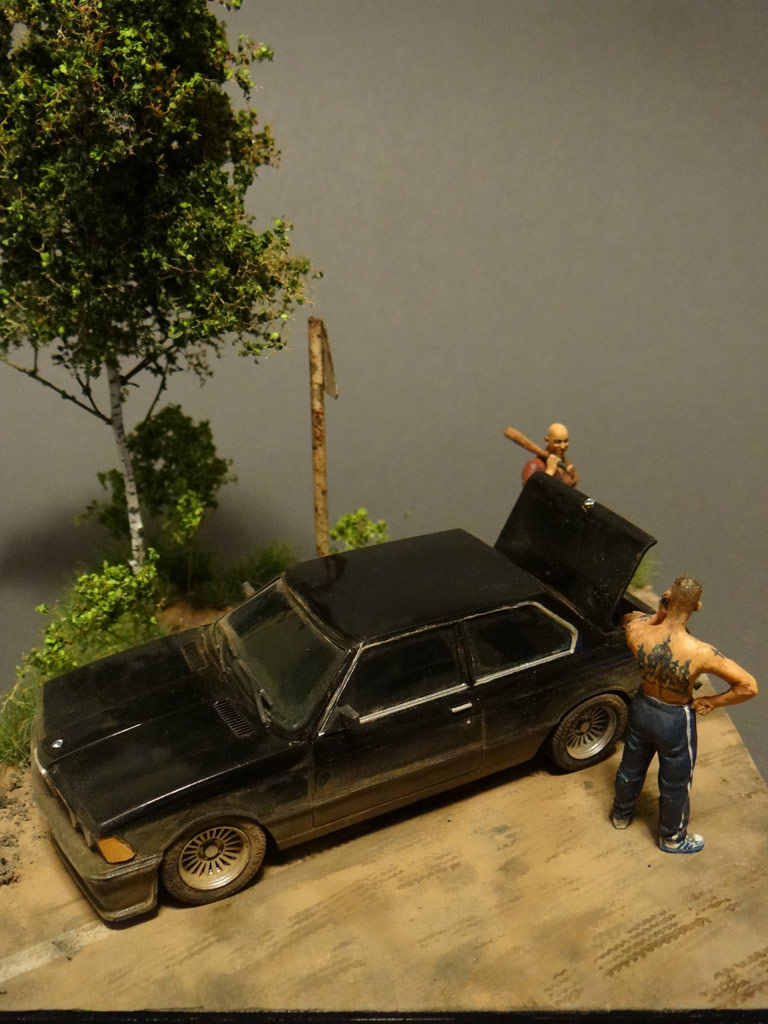 Dioramas and Vignettes: Beware the beasts!, photo #3