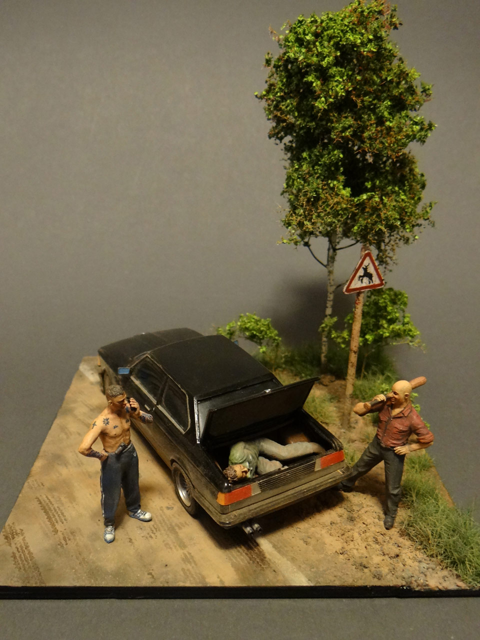 Dioramas and Vignettes: Beware the beasts!, photo #4