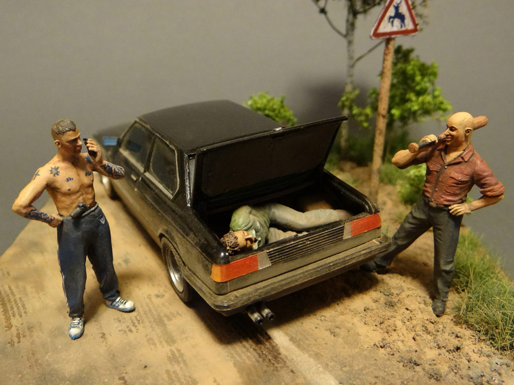 Dioramas and Vignettes: Beware the beasts!, photo #5