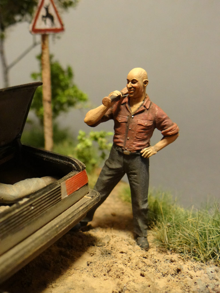 Dioramas and Vignettes: Beware the beasts!, photo #9