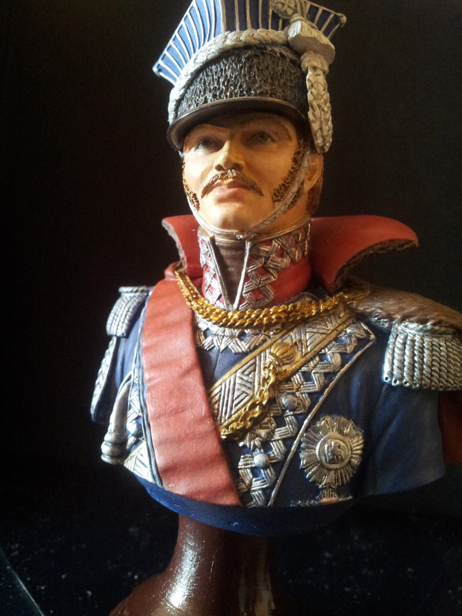 Figures: Marshal Ponyatowski, photo #7