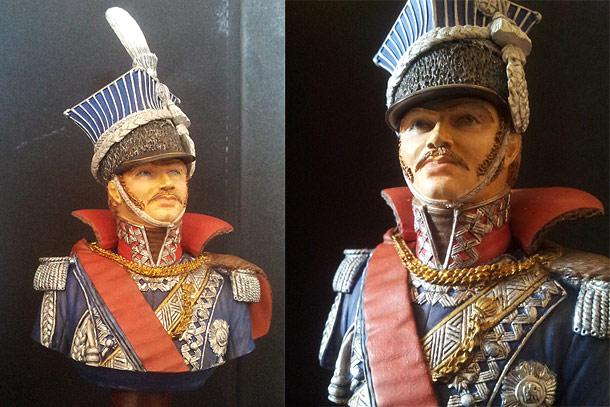Figures: Marshal Ponyatowski