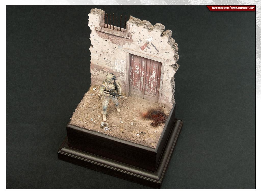 Dioramas and Vignettes: U.S. GI, Afghanistan, photo #3