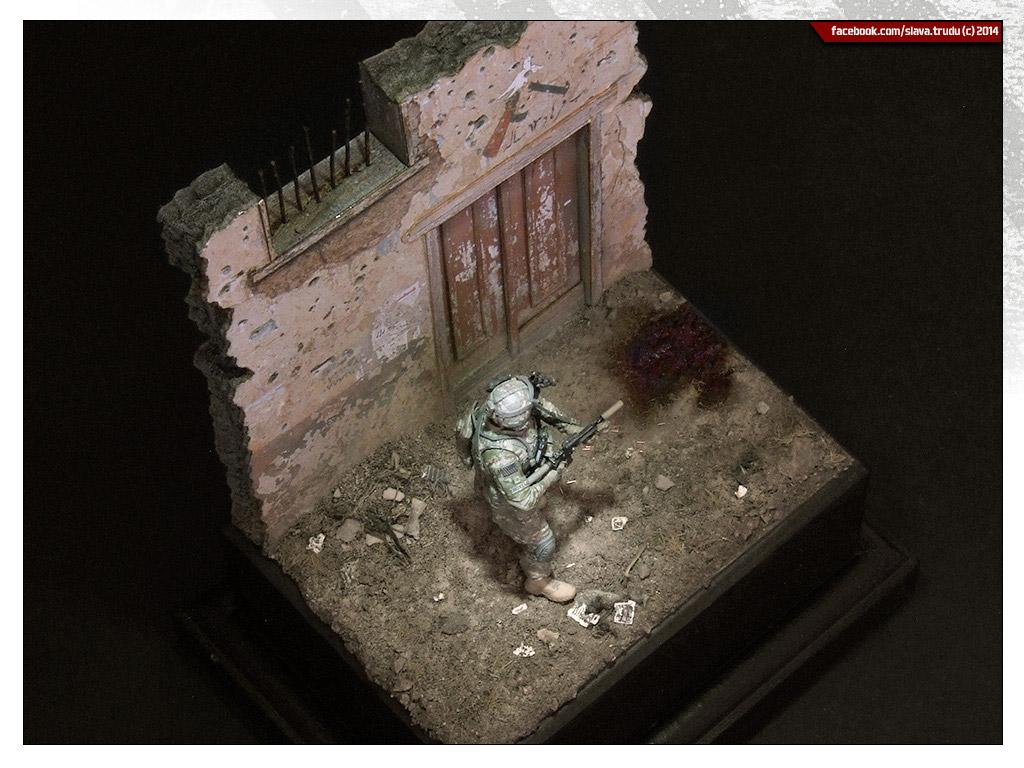 Dioramas and Vignettes: U.S. GI, Afghanistan, photo #5