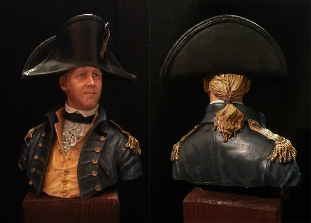Figures: Master and Commander