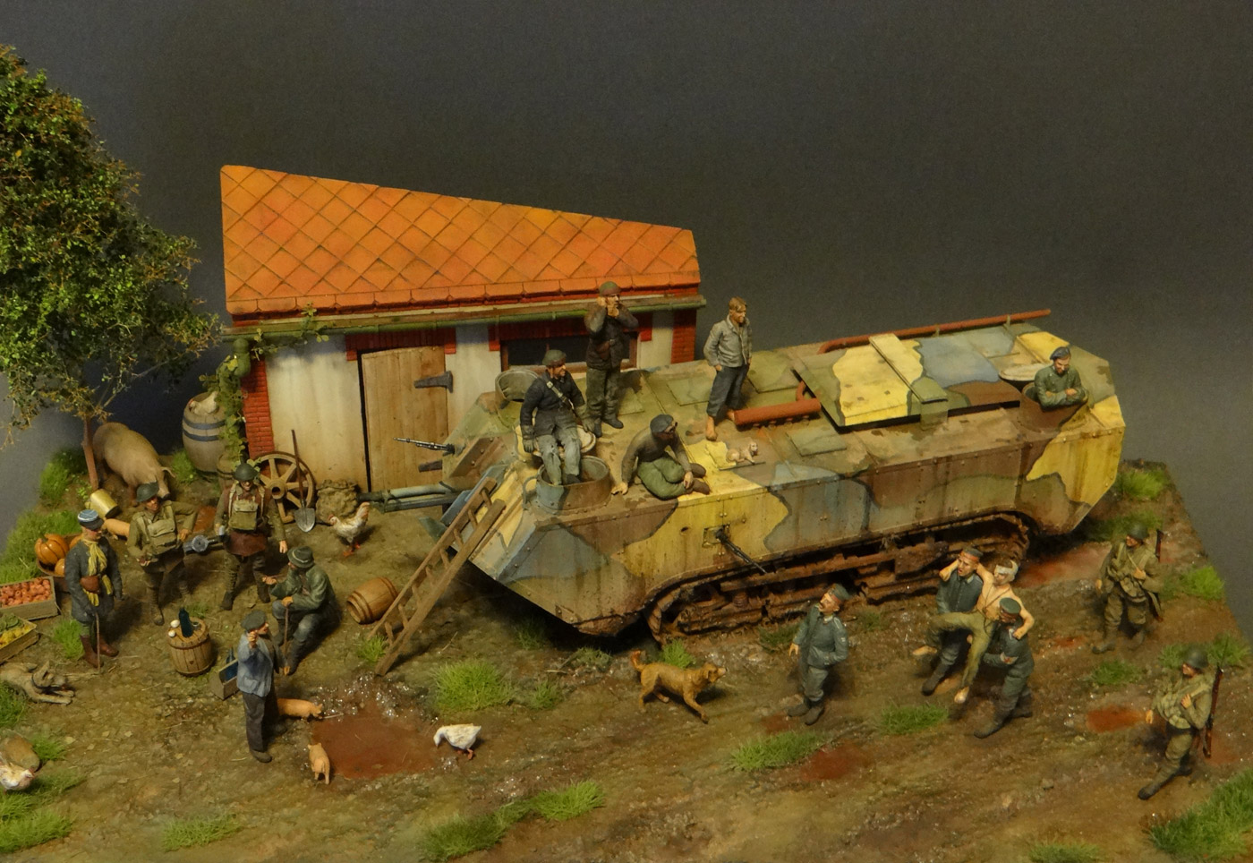 Dioramas and Vignettes: Victors and losers, photo #1