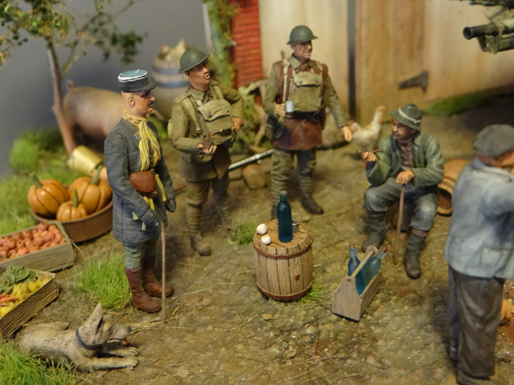 Dioramas and Vignettes: Victors and losers, photo #10