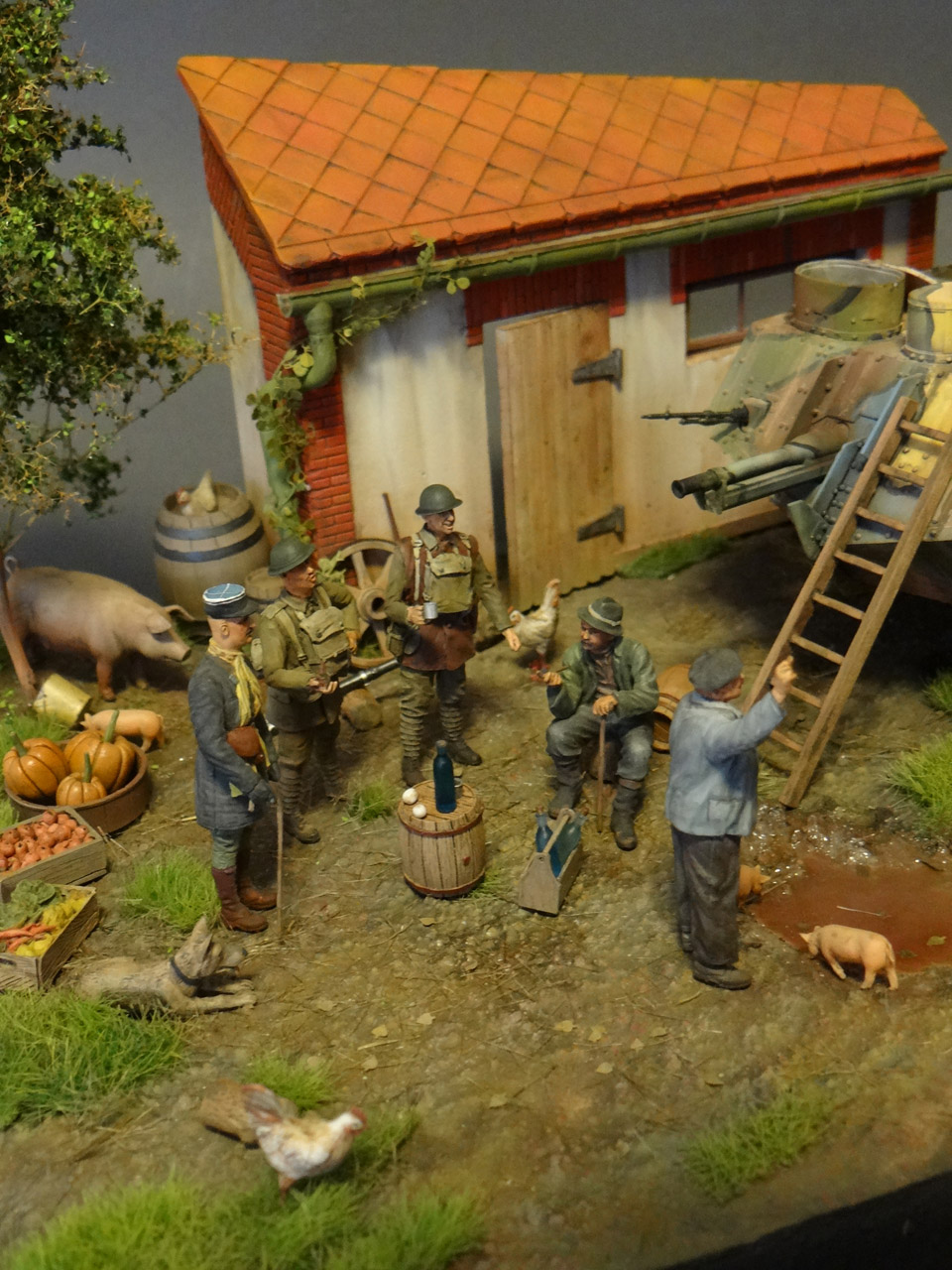 Dioramas and Vignettes: Victors and losers, photo #11