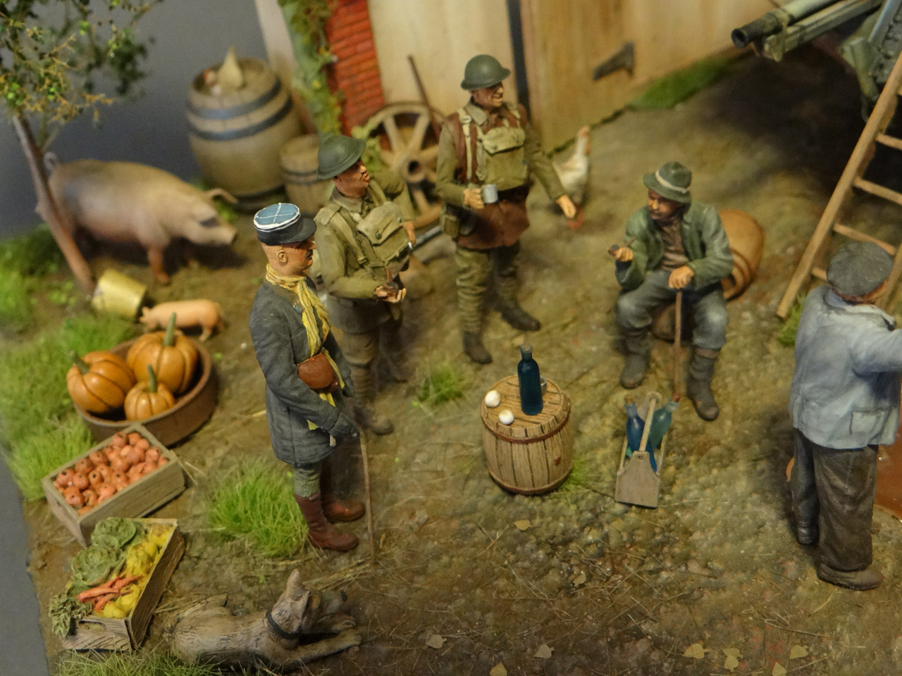Dioramas and Vignettes: Victors and losers, photo #12