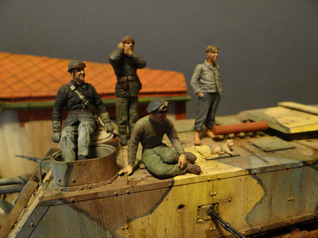 Dioramas and Vignettes: Victors and losers, photo #13