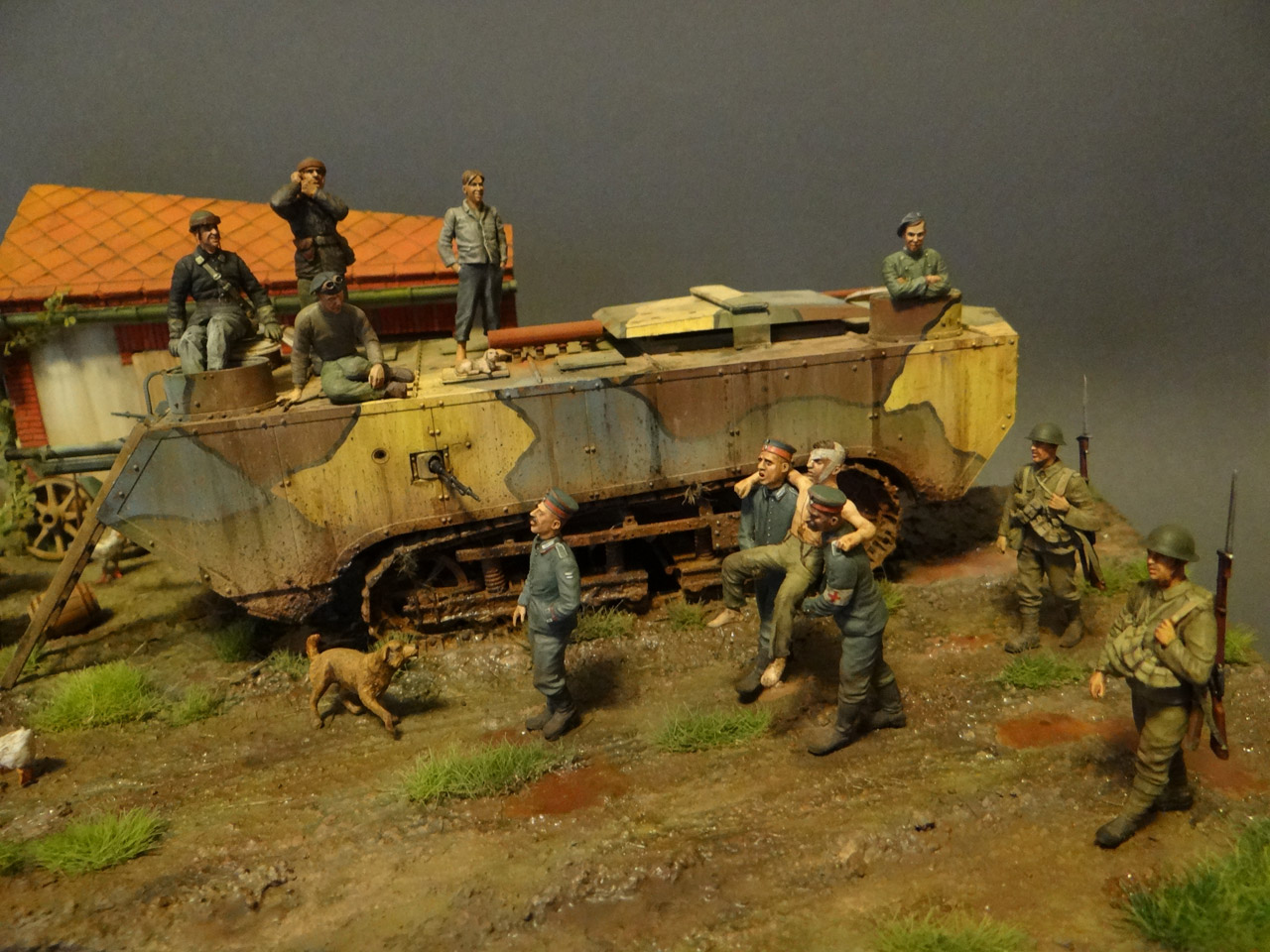 Dioramas and Vignettes: Victors and losers, photo #2