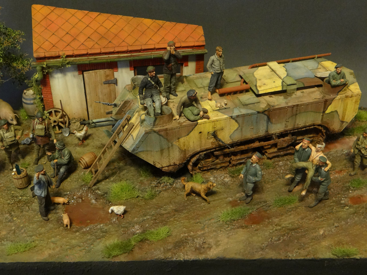 Dioramas and Vignettes: Victors and losers, photo #3