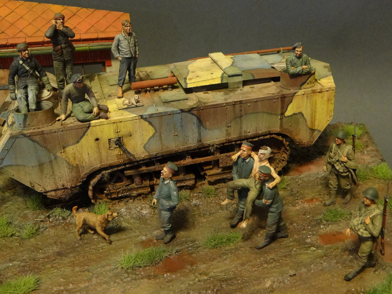 Dioramas and Vignettes: Victors and losers, photo #4