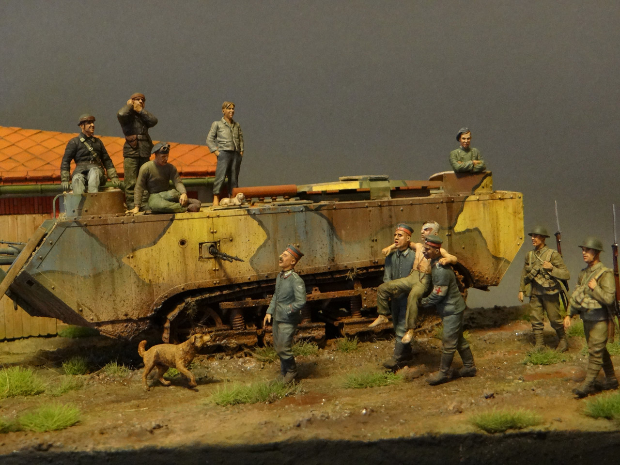 Dioramas and Vignettes: Victors and losers, photo #5
