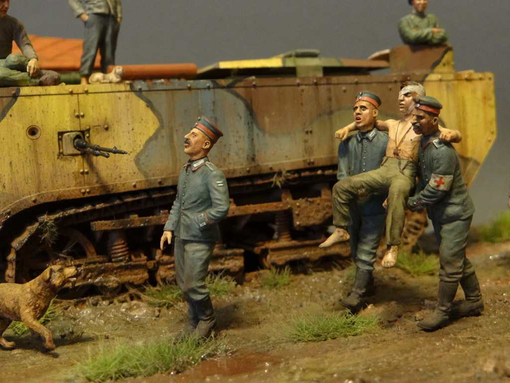 Dioramas and Vignettes: Victors and losers, photo #6