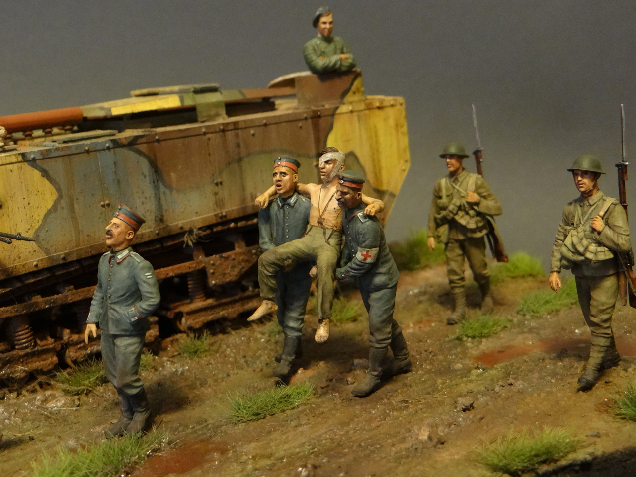 Dioramas and Vignettes: Victors and losers, photo #7