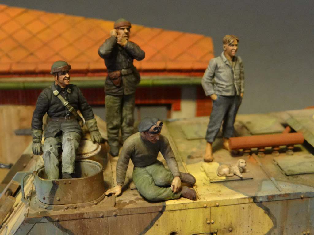 Dioramas and Vignettes: Victors and losers, photo #8