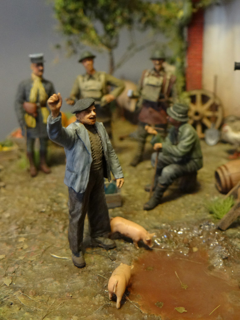 Dioramas and Vignettes: Victors and losers, photo #9