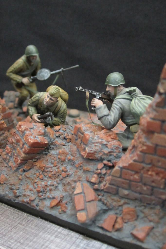 Dioramas and Vignettes: Urban environment, photo #5