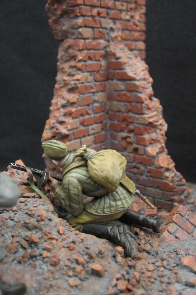 Dioramas and Vignettes: Urban environment, photo #8