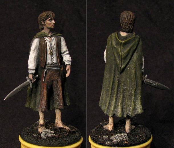Miscellaneous: Frodo. The chess figure