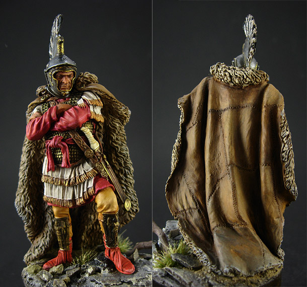 Figures: Roman officer
