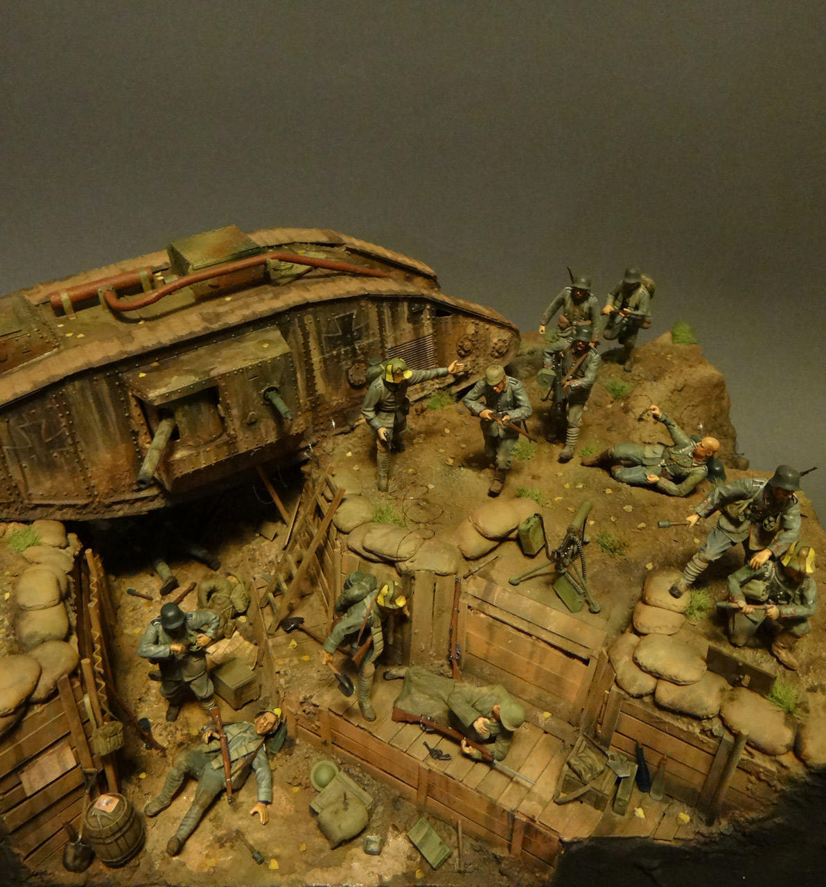 Dioramas and Vignettes: For the Great Germany!, photo #2