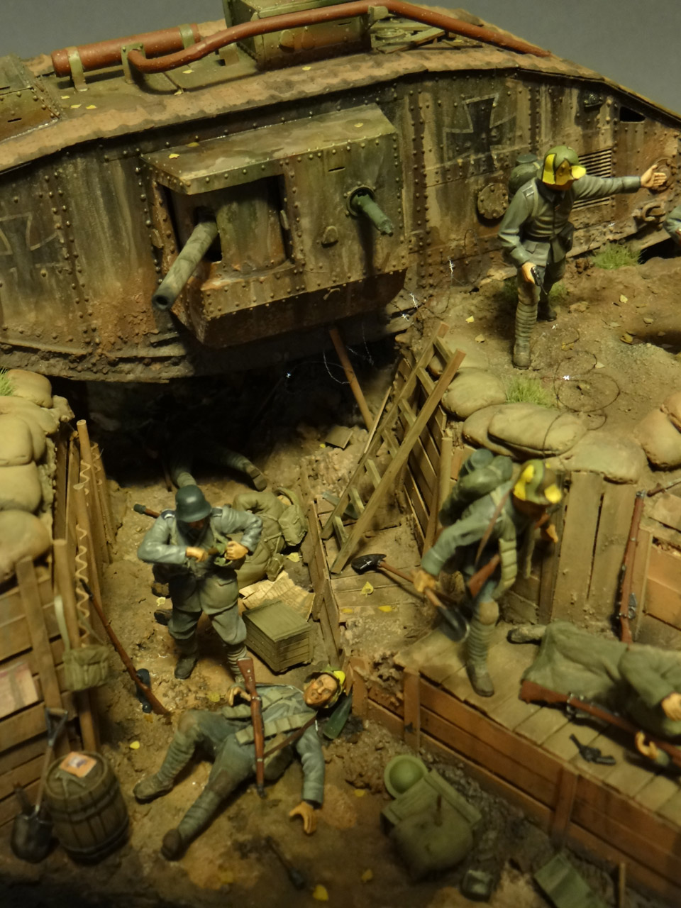 Dioramas and Vignettes: For the Great Germany!, photo #3