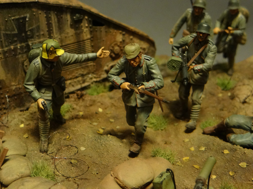 Dioramas and Vignettes: For the Great Germany!, photo #5