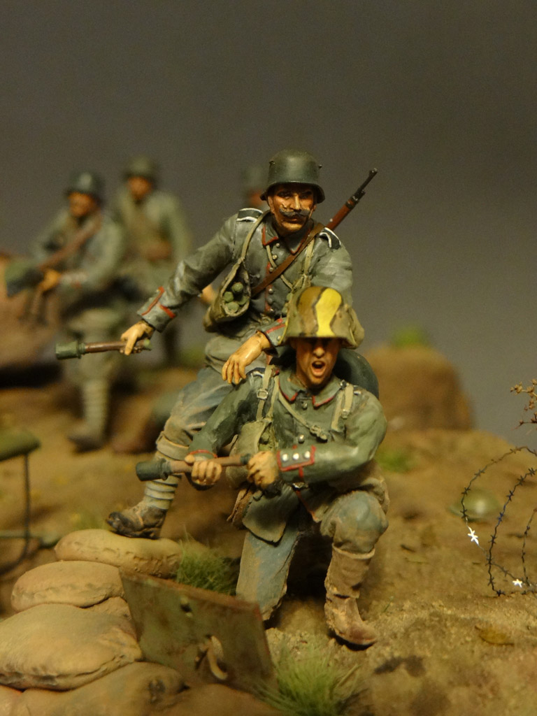 Dioramas and Vignettes: For the Great Germany!, photo #7