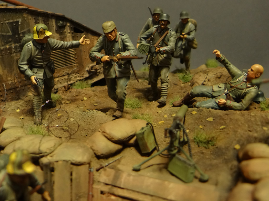 Dioramas and Vignettes: For the Great Germany!, photo #8