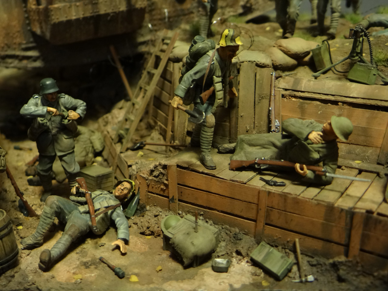 Dioramas and Vignettes: For the Great Germany!, photo #9