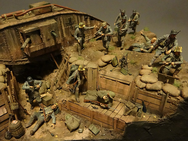 Dioramas and Vignettes: For the Great Germany!