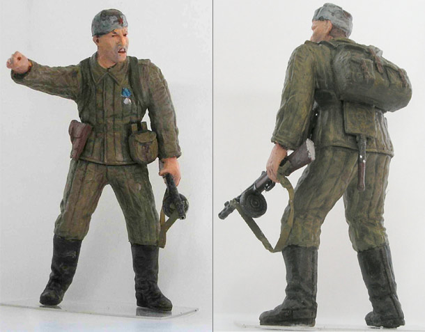 Training Grounds: Red Army Officer