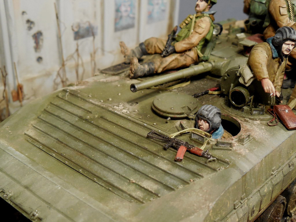 Dioramas and Vignettes: Terrible January in Grozny, photo #12