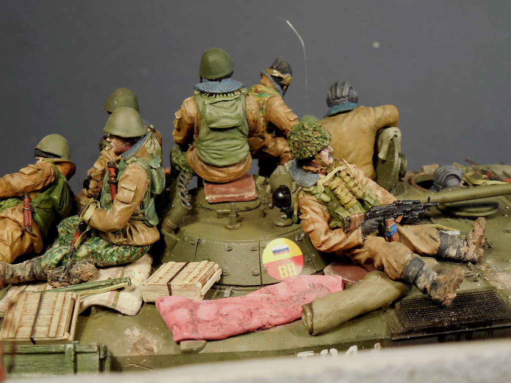 Dioramas and Vignettes: Terrible January in Grozny, photo #13