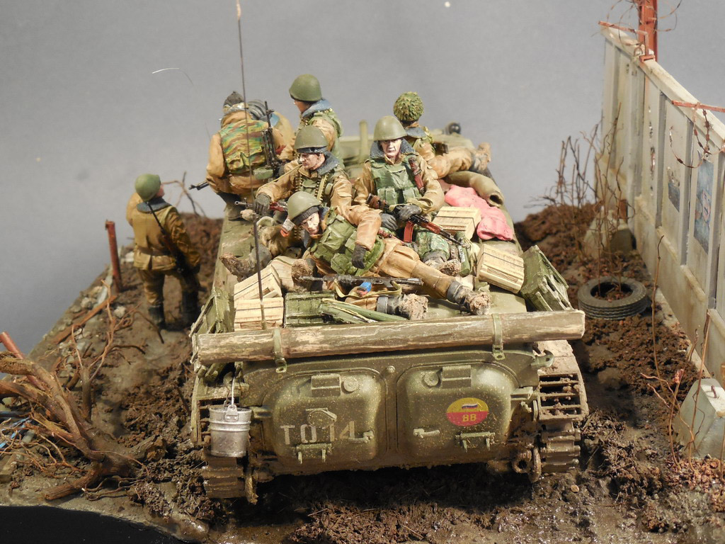 Dioramas and Vignettes: Terrible January in Grozny, photo #5