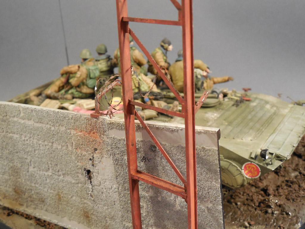 Dioramas and Vignettes: Terrible January in Grozny, photo #7