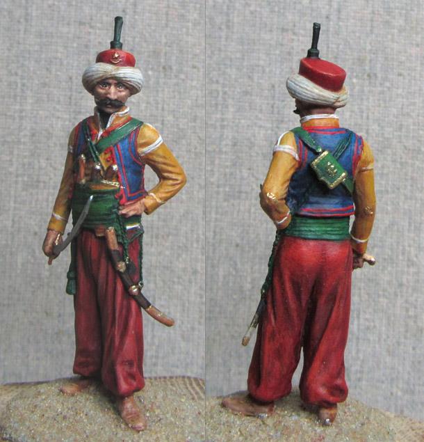 Figures: The Mameluke