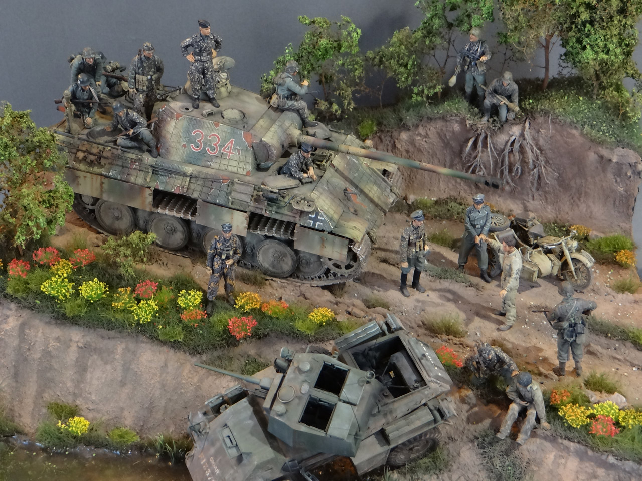 Dioramas and Vignettes: Normandy, 1944, photo #1